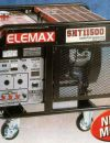 Genset Excell Model  SHT11500 Portable
